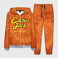 Костюм мужской Cactus Jack цвета 3D-меланж — фото 1