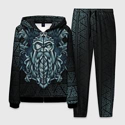 Костюм мужской Odinn цвета 3D-черный — фото 1