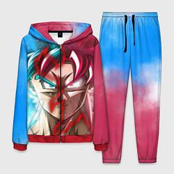 Костюм мужской Dragon Ball цвета 3D-красный — фото 1