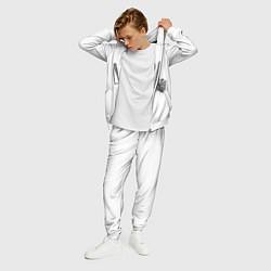 Костюм мужской Payton Moormeier цвета 3D-белый — фото 2