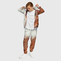 Костюм мужской McGREGOR цвета 3D-меланж — фото 2