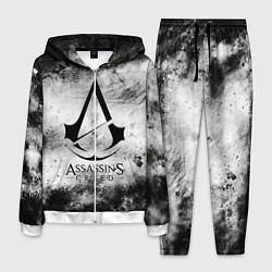 Костюм мужской Assassin's Creed цвета 3D-белый — фото 1