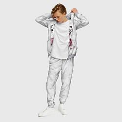 Костюм мужской Three Days Grace цвета 3D-меланж — фото 2