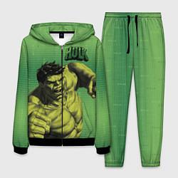 Костюм мужской Hulk цвета 3D-черный — фото 1