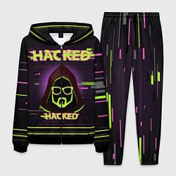 Костюм мужской Hacked цвета 3D-черный — фото 1