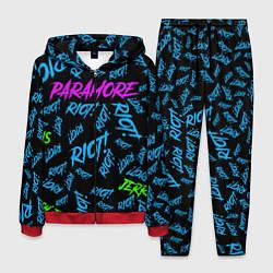 Костюм мужской Paramore RIOT! цвета 3D-красный — фото 1