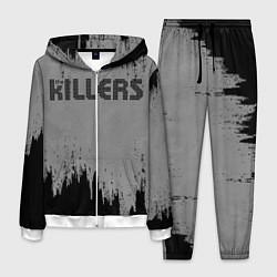 Костюм мужской The Killers Logo цвета 3D-белый — фото 1