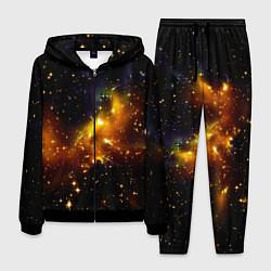 Костюм мужской STARS цвета 3D-черный — фото 1