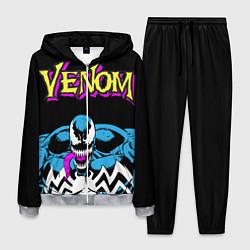 Костюм мужской Venom цвета 3D-меланж — фото 1