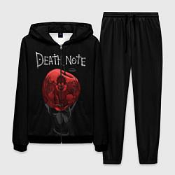 Костюм мужской DEATH NOTE цвета 3D-черный — фото 1