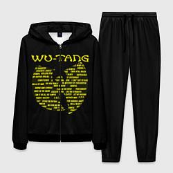 Костюм мужской WU-TANG CLAN цвета 3D-черный — фото 1