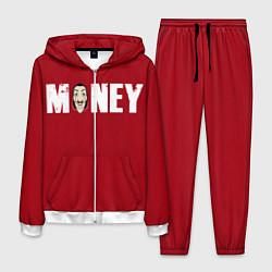 Костюм мужской Money цвета 3D-белый — фото 1