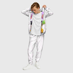 Костюм мужской Моб Психо 100 цвета 3D-меланж — фото 2