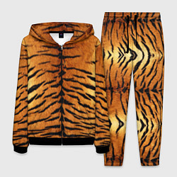 Костюм мужской Шкура Тигра цвета 3D-черный — фото 1