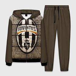 Костюм мужской Juventus цвета 3D-черный — фото 1