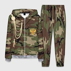 Костюм мужской Униформа дембеля цвета 3D-меланж — фото 1