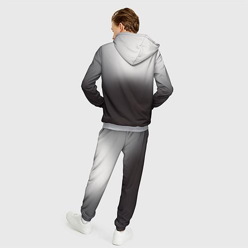Мужской костюм АлисА: Трасса E95 / 3D-Меланж – фото 4