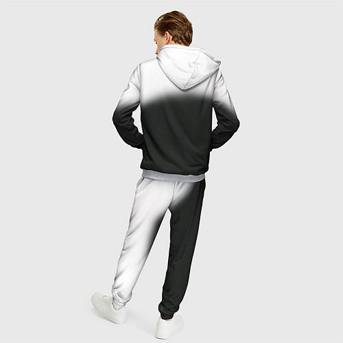 Мужской костюм Пикник / 3D-Меланж – фото 4