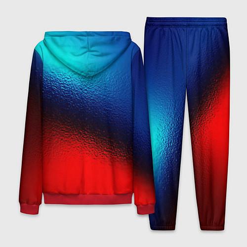 Мужской костюм Синий и красный / 3D-Красный – фото 2
