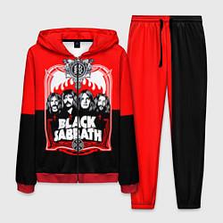 Костюм мужской Black Sabbath: Red Sun цвета 3D-красный — фото 1