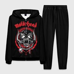 Костюм мужской Motorhead цвета 3D-черный — фото 1