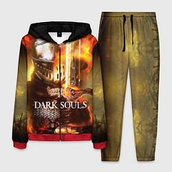Костюм мужской Dark Souls War цвета 3D-красный — фото 1