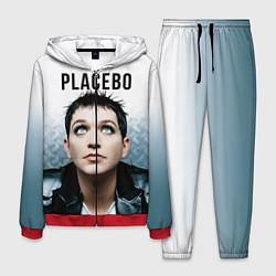 Костюм мужской Placebo: Brian Molko цвета 3D-красный — фото 1