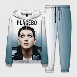 Костюм мужской Placebo: Brian Molko цвета 3D-меланж — фото 1