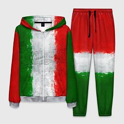 Костюм мужской Italian цвета 3D-меланж — фото 1