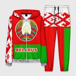 Костюм мужской Belarus Patriot цвета 3D-меланж — фото 1