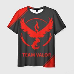 Мужская 3D-футболка с принтом Pokemon Red Team, цвет: 3D, артикул: 10101895403301 — фото 1