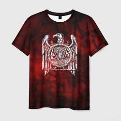 Футболка мужская Slayer: Blooded Eagle цвета 3D — фото 1
