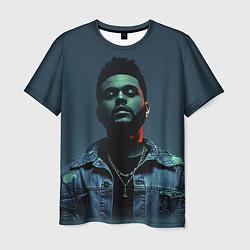 Футболка мужская The Weeknd цвета 3D — фото 1
