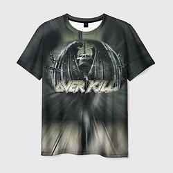 Мужская футболка Overkill: Death Angel