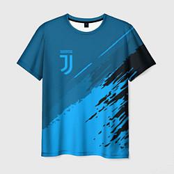 Мужская футболка FC Juventus: Blue Original