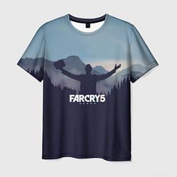 Мужская футболка Far Cry 5: Ave Joseph