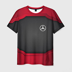 Мужская футболка Mercedes Benz: Metal Sport