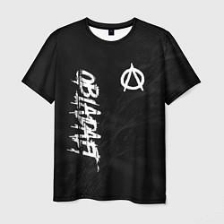 Мужская 3D-футболка с принтом OBLADAET, цвет: 3D, артикул: 10177019903301 — фото 1