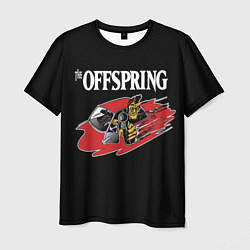 Футболка мужская The Offspring: Taxi цвета 3D — фото 1