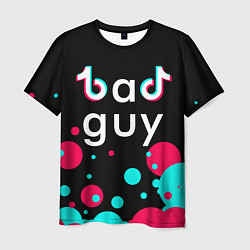 Мужская 3D-футболка с принтом ТИК ТОК, цвет: 3D, артикул: 10206610703301 — фото 1