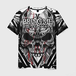 Мужская 3D-футболка с принтом Bring Me the Horizon, цвет: 3D, артикул: 10209772503301 — фото 1