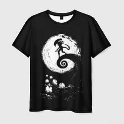 Мужская 3D-футболка с принтом ЧУЖОЙ, цвет: 3D, артикул: 10209813703301 — фото 1
