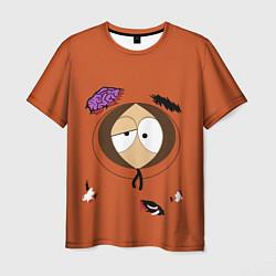 Мужская футболка South Park Dead Kenny