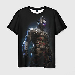 Футболка мужская Batman: Arkham Knight цвета 3D-принт — фото 1