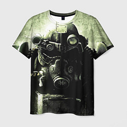 Мужская футболка Fallout Robot
