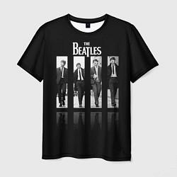 Мужская 3D-футболка с принтом The Beatles: Man's, цвет: 3D, артикул: 10073737103301 — фото 1