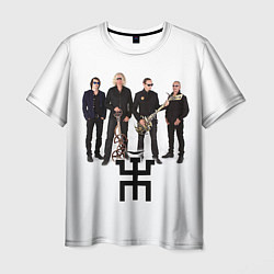 Мужская футболка Группа Пикник