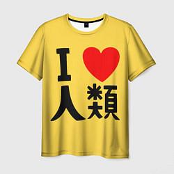 Мужская футболка No game no life Sora