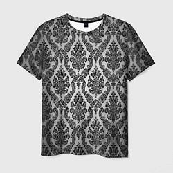 Мужская футболка Гламурный узор