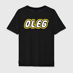 Футболка длинная мужская Oleg - фото 1